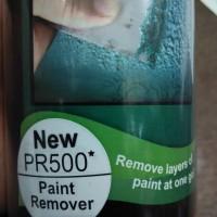 cat semprot pylox SAMURAI paint remover perontok cat PR500*