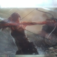 MOUSEPAD GAME RISE OF TOMB RAIDER