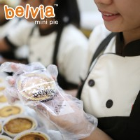 Belvia Mini Pie Favorit D (Original - Keju - Coklat - Durian)