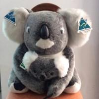 BONEKA KOALA ASLI AUSTRALIA