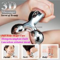 3D MASSAGER - Full Body Shape Facial Neck Care