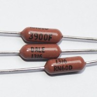 Vishay Dale Resistor 470 Ohm RN60 Series
