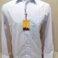 Kemeja Formal - Carparelli Putih Polos Dan Variant Warna