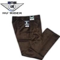 Celana Panjang HR 608 Semiwoll Slimfit Big