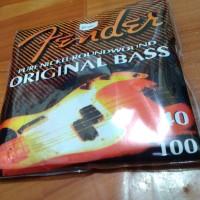 Senar Fender bass GG