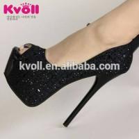 heels glitter kvoii
