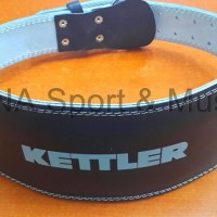 Premium Leather Lifting Belt Kettler