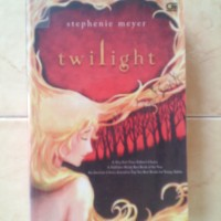 Twilight Saga 1 Twilight Novel Terjemahan