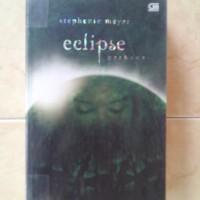 Twilight Saga 3 Eclipse Novel Terjemahan