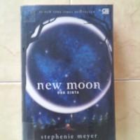 Twilight Saga 2 New Moon Novel Terjemahan