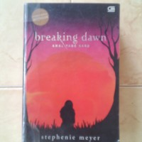 Twilight Saga 4 Breaking Dawn Novel Terjemahan