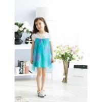 Baju Anak - Frozen Elsa Dress (GI-710)