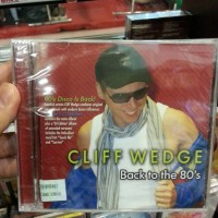 CD DJ CLIFF WEDGE - BACK TO 80'S (2CD) IMPORTED