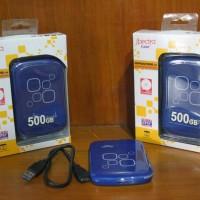 Harddisk External 500GB Spectra