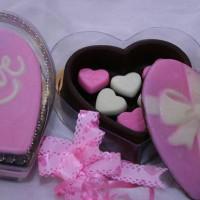 coklat valentine box