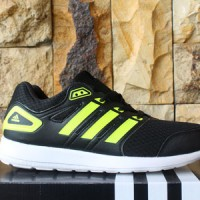 Sepatu Running Adidas Duramo 6 Men Black