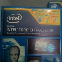 Processor Intel core i3 4130 box
