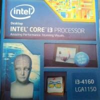 Processor Intel Core i3 4160