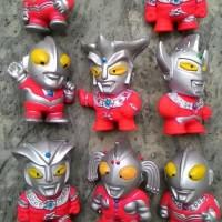 action figure Ultraman set