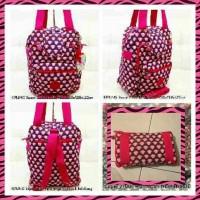 Kipling travel bag lipat (travel bag saja)