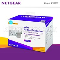 NETGEAR EX2700 WiFi Range Extender - Essentials Edition