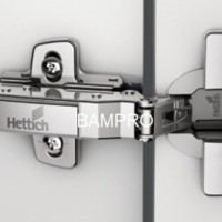Sensys Hettich engsel sendok CR.9,5 lurus 9071206