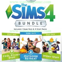 PC The Sims 4 Bundle Pack 3 (Expansion - Download Only) (ORI)
