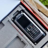 Nokia E90 Black / Hitam Communicator Fullset ex Collector