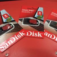 FLASKDISK 8GB SANDISK CRUZER EDGE