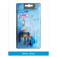 STARK HANGING BOTTLE CAR PARFUME/PARFUME MOBIL AROMA WHITE MUSK