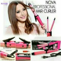 CATOKAN NOVA 2IN1 BIG / CATOK NOVA 2 IN 1 / CATOKAN NOVA / CATOK CURLY