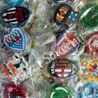 Souvenir Gantungan Kunci Club / Klub Bola