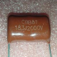 CAPASITOR 183-2000V