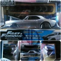 Diecast Jada Roman's Chevy Camaro Fast and Furious (Mokit)
