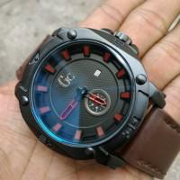 jam tangan gc chrono detik dan tanggal