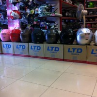 HELM LTD AVENT BER SNI MADE IN MALAYSIA
