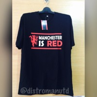 kaos manchester is red