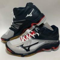Sepatu Voli Mizuno Wave Lightning Z2 Mid Olahraga Volly