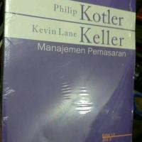 manajemen pemasaran buku 2 kotler ed 13