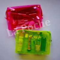 Makeup / Cosmetic / Travel Pouch Transparant / Tas / Dompet large