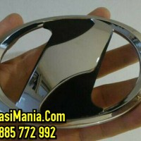 Emblem Grill Depan Grand All New Innova 2014 Model Alphard Vitz