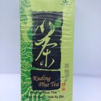 Green World Kuding Plus Tea ORIGINAL