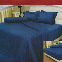 Bed Cover Internal Vallery / Navy