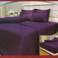 Bed Cover Internal Vallery / Purple