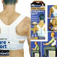 Posture Sport Power Magnetic ( Korset Penegak Punggung)