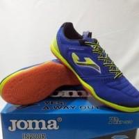 Sepatu Futsal Joma Superflex Electric Blue FLEXS.519.PS