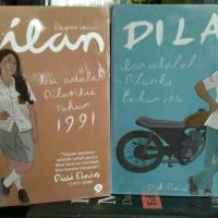 Paket Novel Dilan (Seri 1 dan 2) 2buku