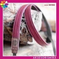 Strap Kamera Mirrorless Mini DSLR - WINE