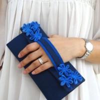 Dompet Blue Flanel 01
