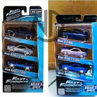 Diecast Jada Brian's Rides Skala 1:55 (Giftpack Fast and Furious)